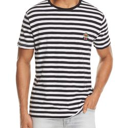 """<a href=""""https://www.bloomingdales.com/shop/product/barney-cools-nintendo-luigi-striped-tee-100-exclusive?ID=2869392&CategoryID=1049859#fn=ppp%3Dundefined%26sp%3D1%26rId%3D96%26spc%3D78%26spp%3D26%26pn%3D1%7C1%7C26%7C78%26rsid%3Dundefined%26smp%3DmatchNone"""">Barney Cools Luigi tee</a>, $44"""