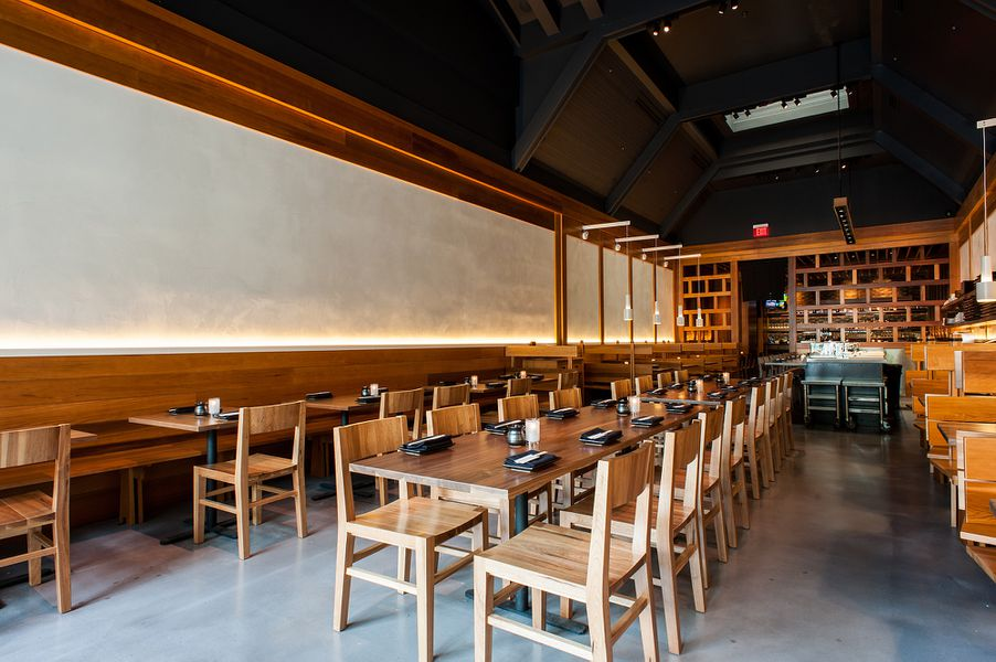 blue ribbon sushi bar grill is the groves culinary superstar