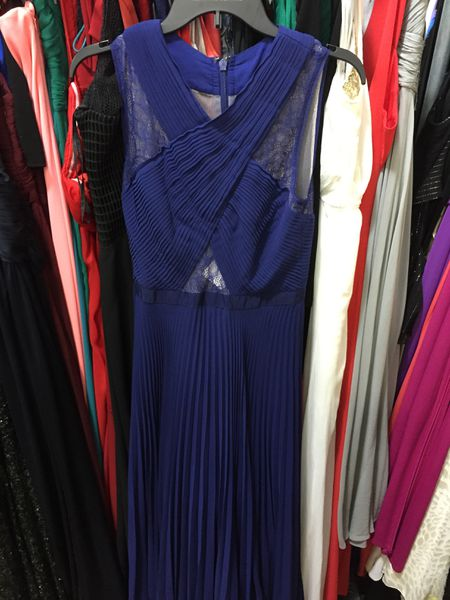 bcbg max azria gown 105 - Bcbg Sample Sale