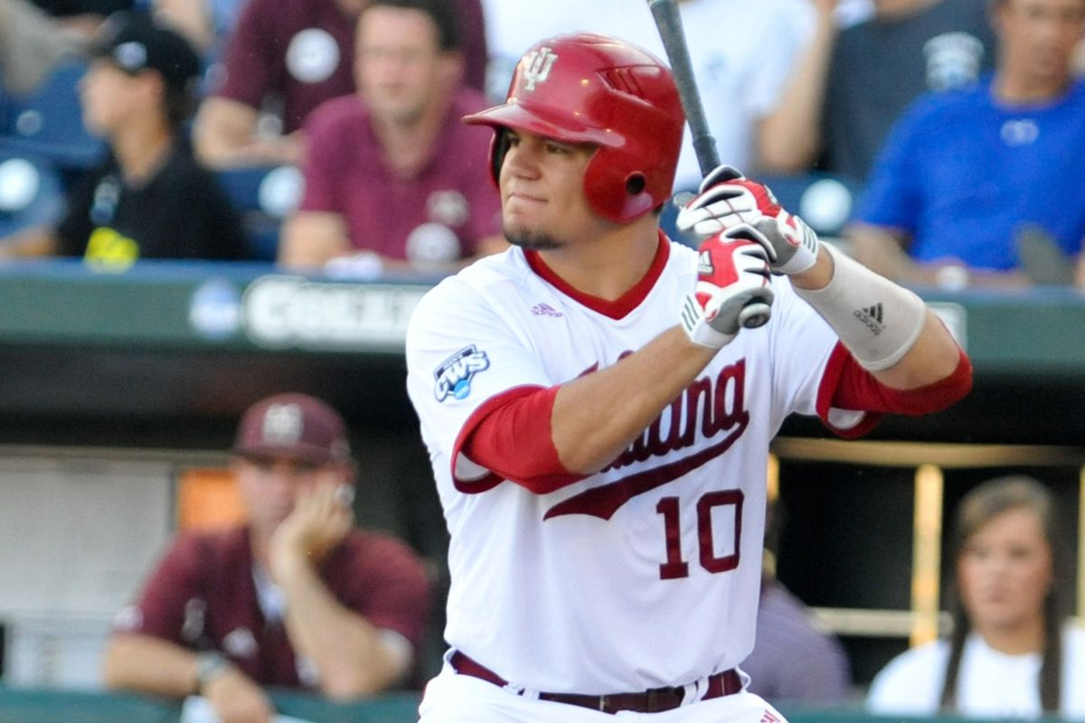 2014 Cubs first-round selection Kyle Schwarber