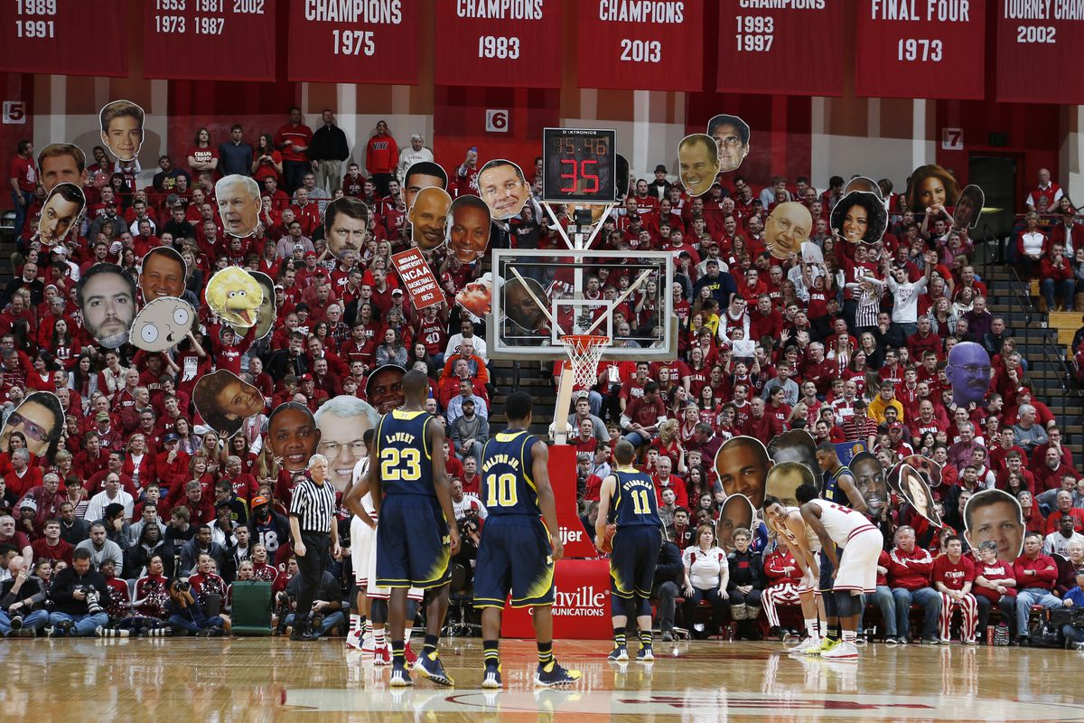 If the bench reaches its potential, maybe IU could be seeing more games like this.
