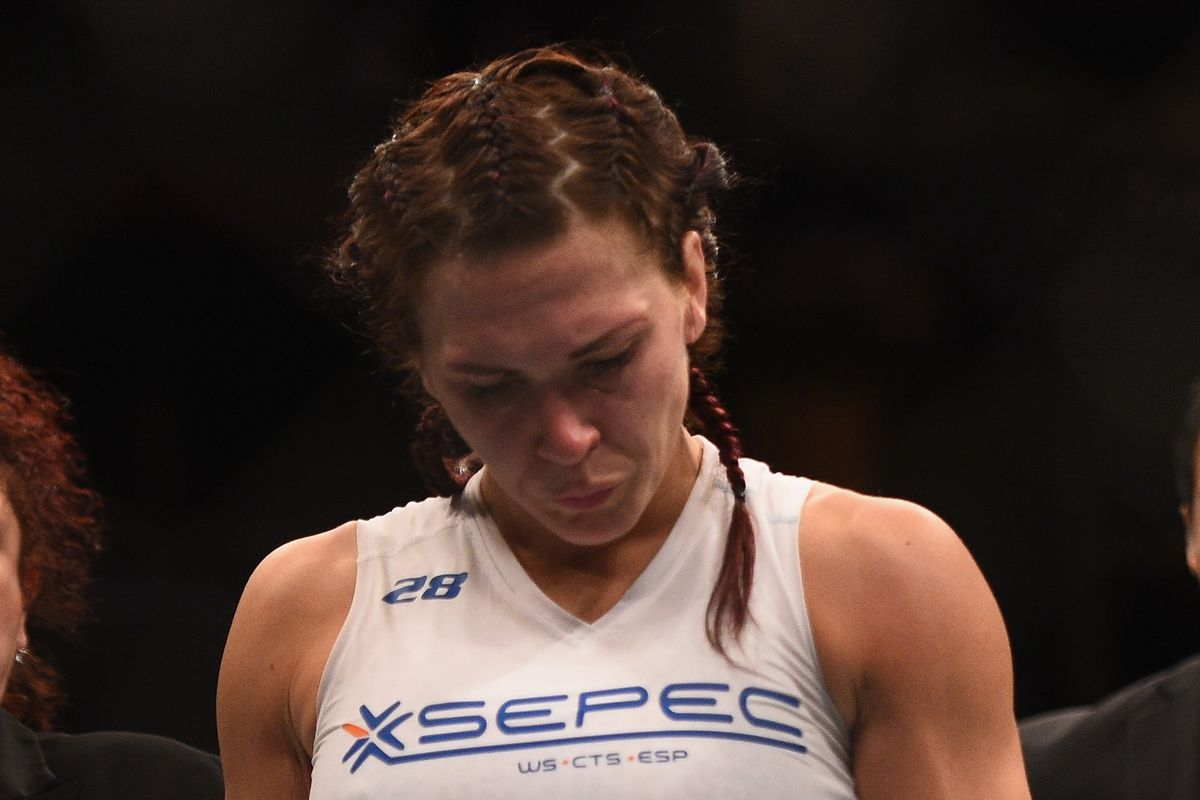Cat Zingano released by UFC