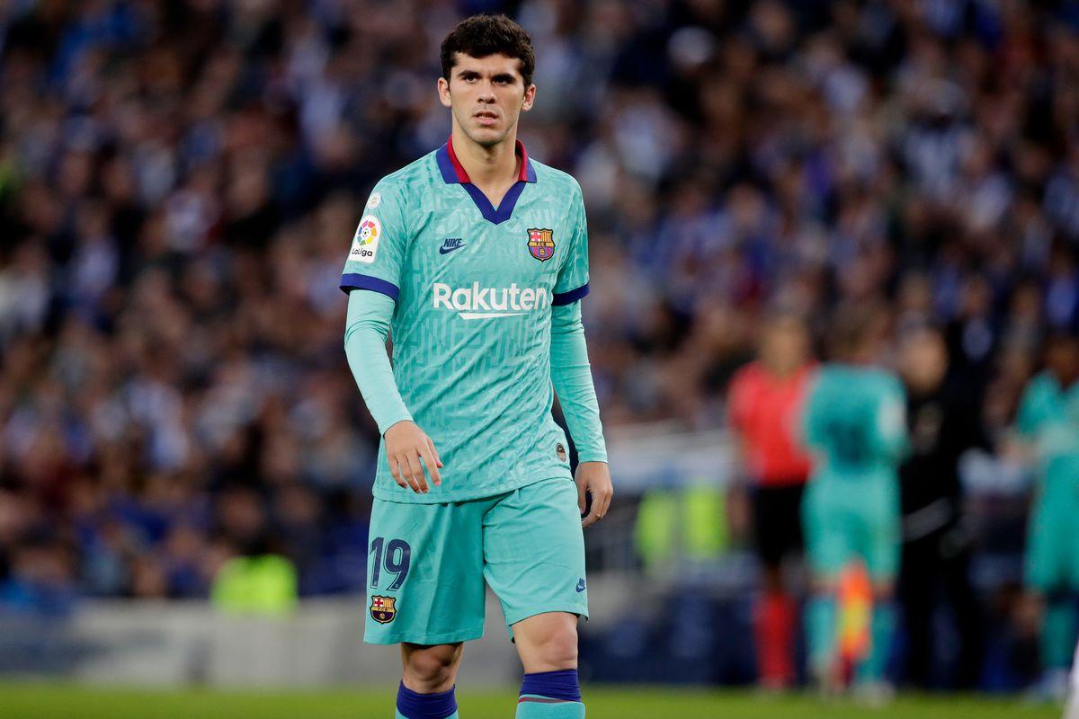 Real Sociedad v FC Barcelona - La Liga Santander