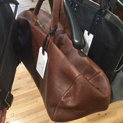 Ernest Alexander leather bag, $219 (was $425)