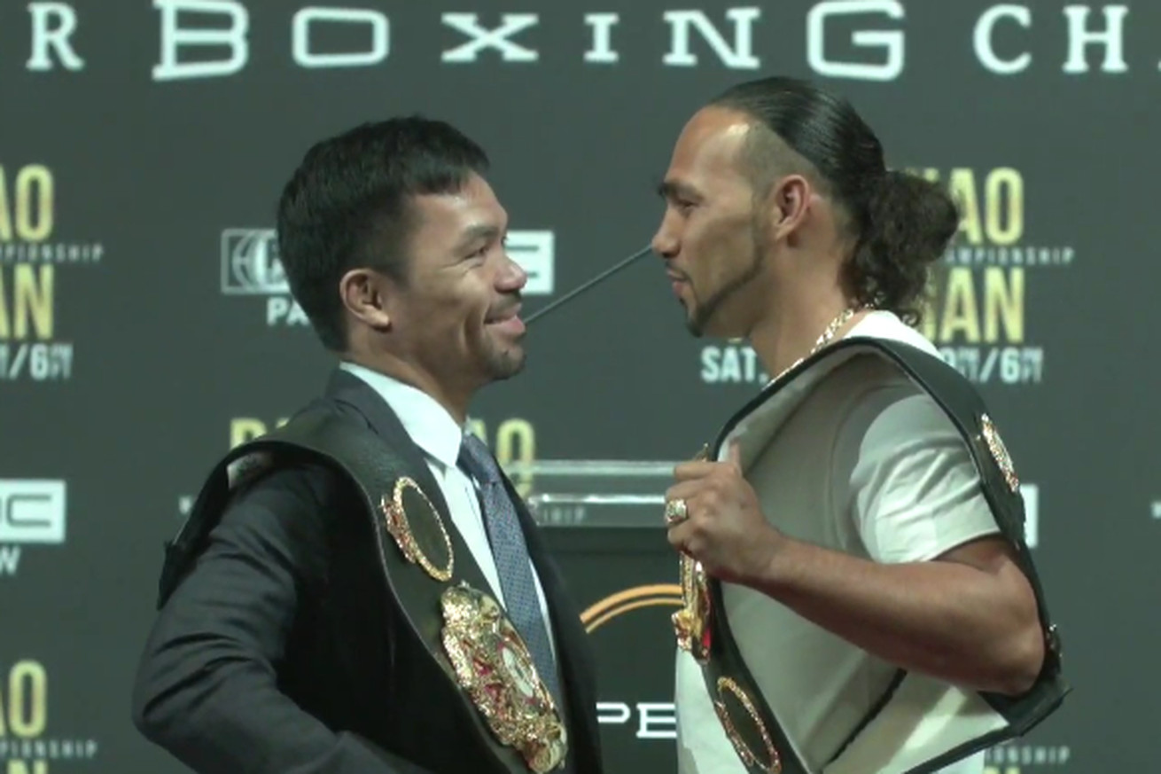 Screen Shot 2019 05 21 at 1.33.20 PM.0 - Pacquiao-Thurman: Opening Press Conference