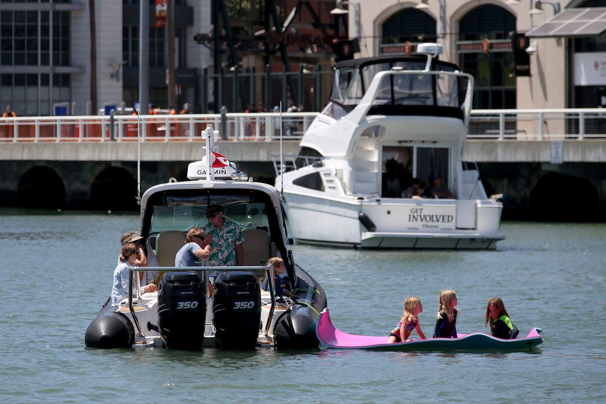 McCovey Cove Boating