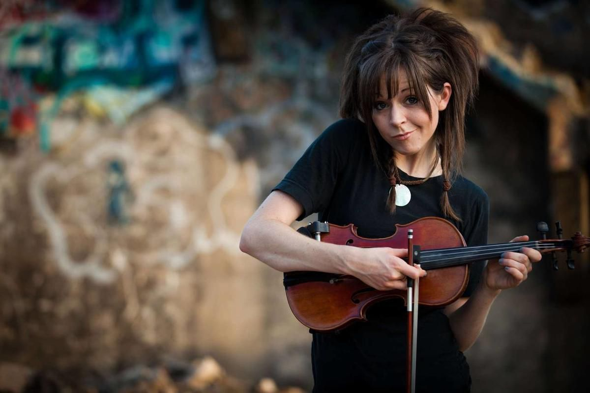 Lindsey Stirling went viral on YouTube with her modern updates to the violin and hip-hop themes.