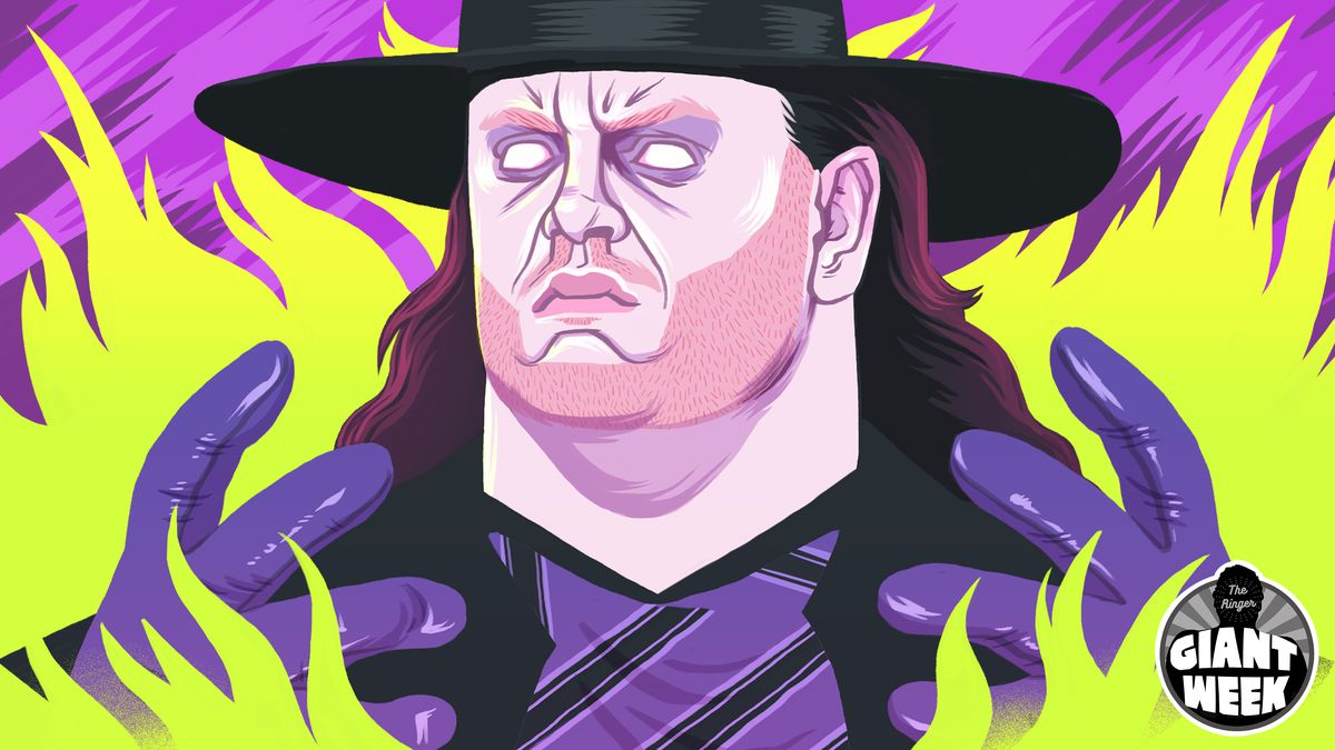 76f988c97 Dead Man Rising: The Making of the Undertaker - The Ringer