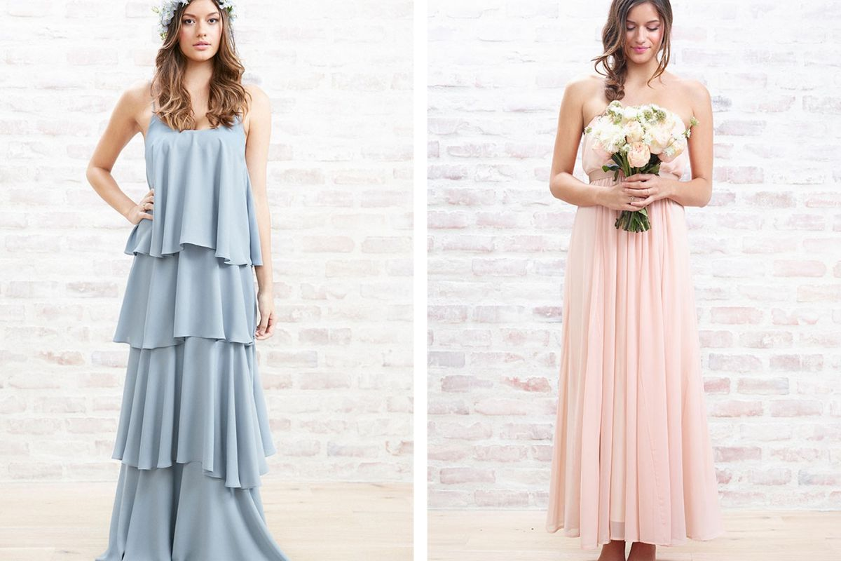 e1e012299fb88 Of Course Lauren Conrad Is Designing Bridesmaids Dresses. - Racked
