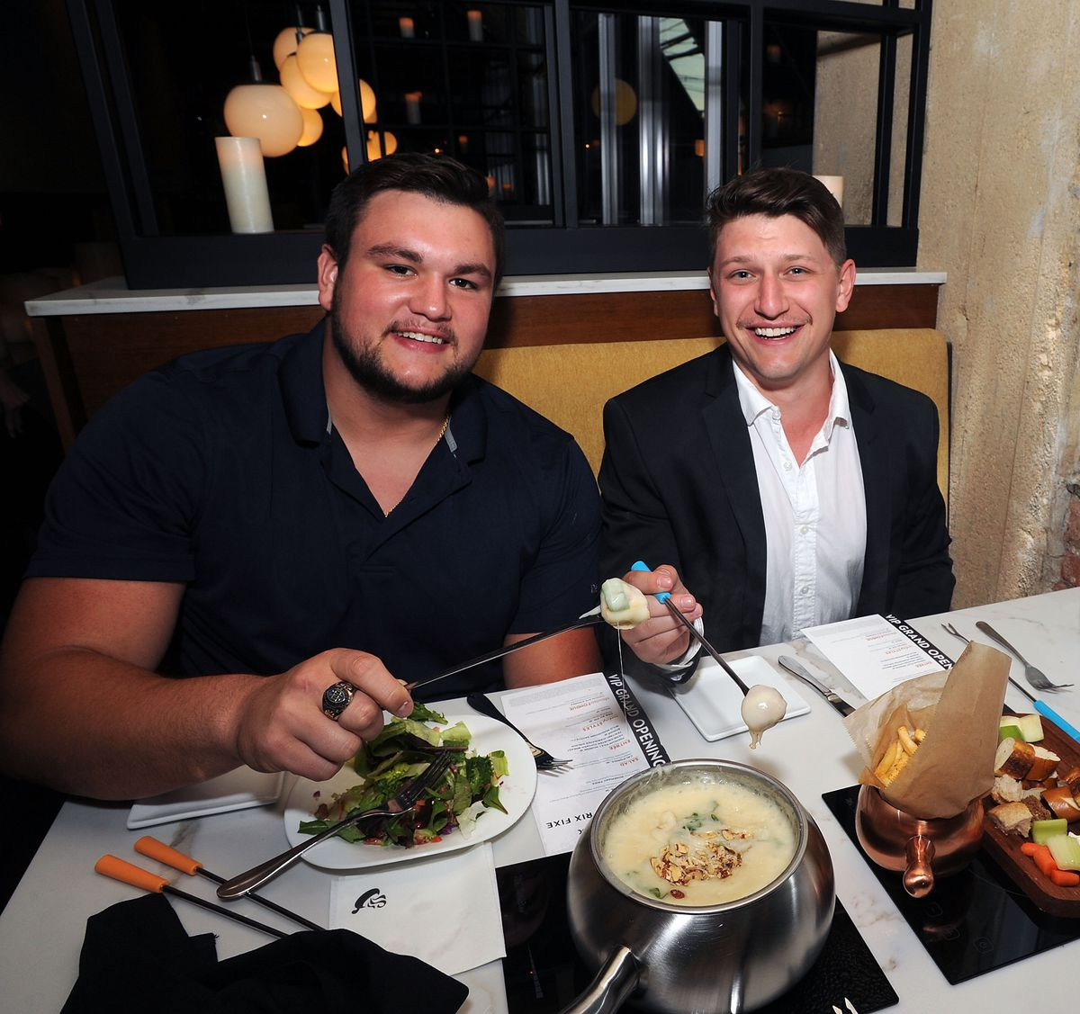 The Melting Pot of Red Bank Grand Opening Celebration