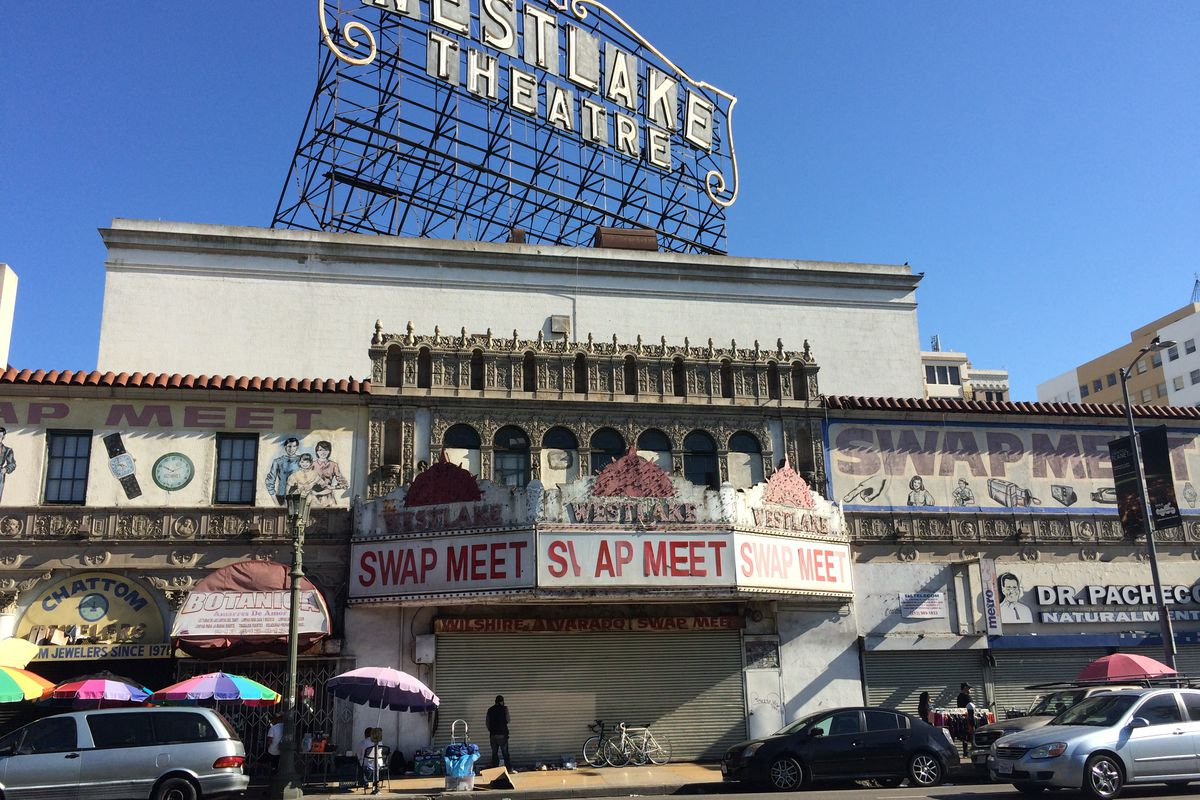 Historic Westlake Theatre Sells For 2m Curbed La