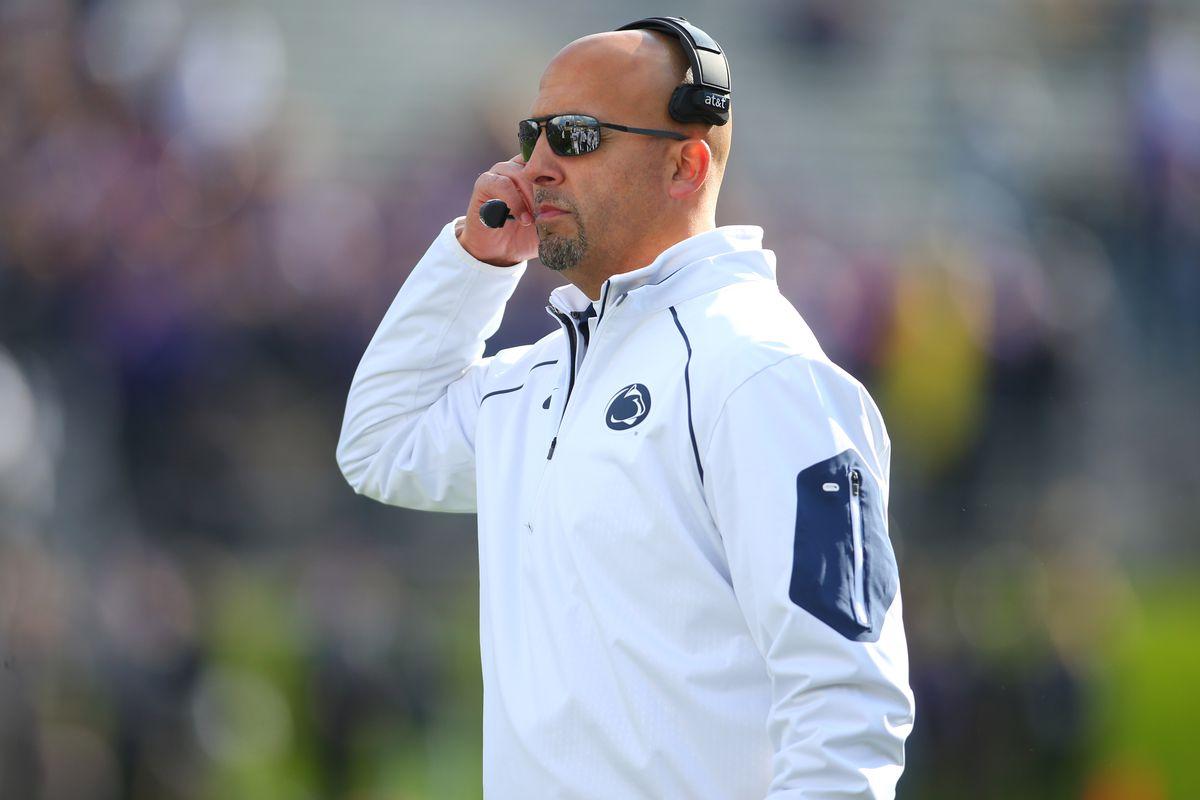 NCAA Football: Penn State at Northwestern