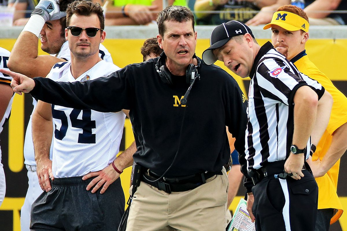 A college football official explains the NCAA s 5 new rules to know for 2016 4e3df671d