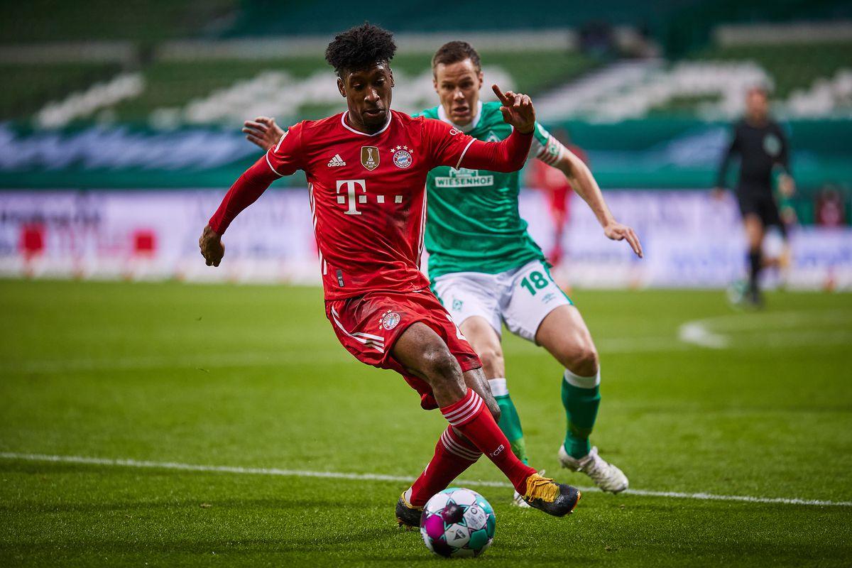 SV Werder Bremen v FC Bayern München - Bundesliga for DFL