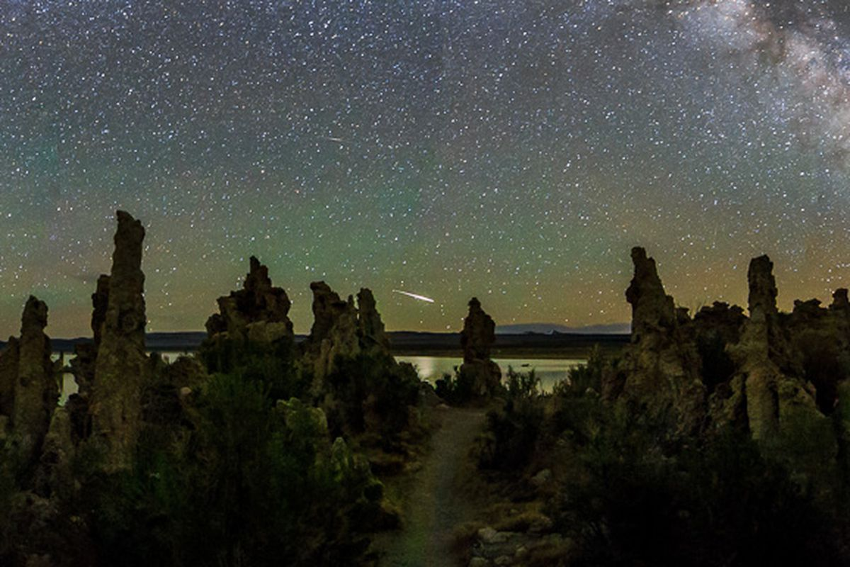 Eta Aquarid meteor shower 2019: peak times and how to watch