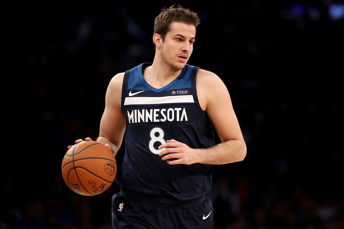 Minnesota Timberwolves v New York Knicks