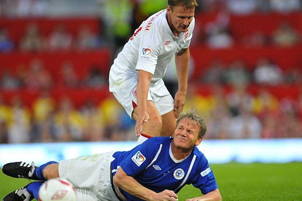 Image result for gordon ramsay, soccer