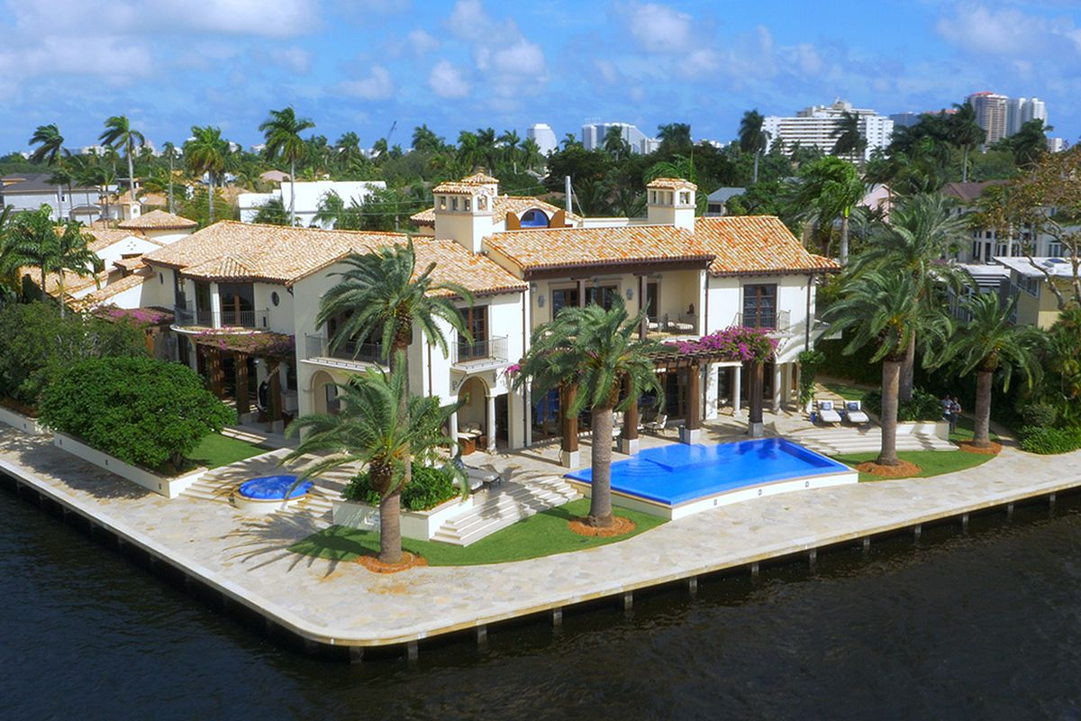 40m Fort Lauderdale Mansion Seeks Broward Record Curbed