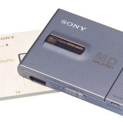 Sony Walkman MZ-E50