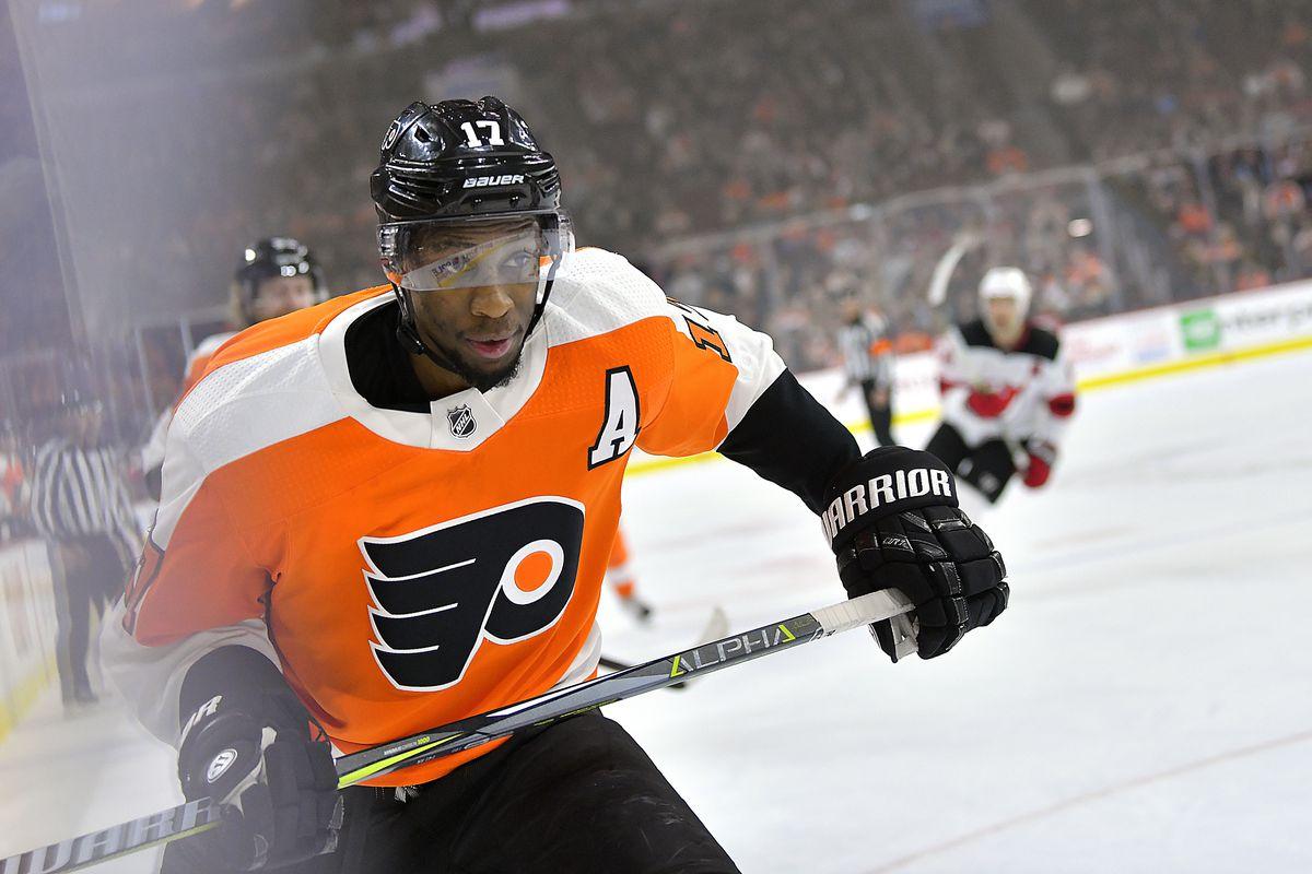 NHL: FEB 13 Devils at Flyers