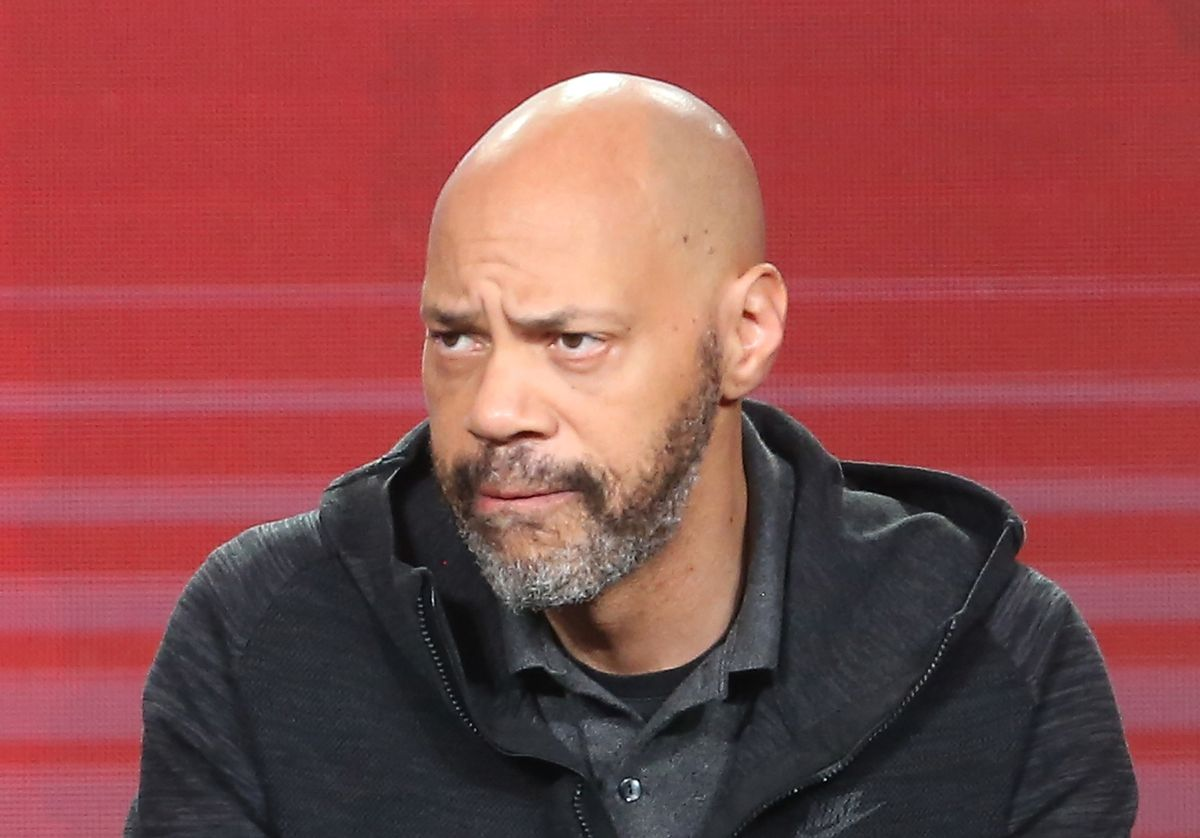 Writer/director John Ridley speaks onstage during the Showtime portion of the 2017 Winter Television Critics Association Press Tour on Jan. 9, 2017, in Pasadena, California.   Frederick M. Brown/Getty Images