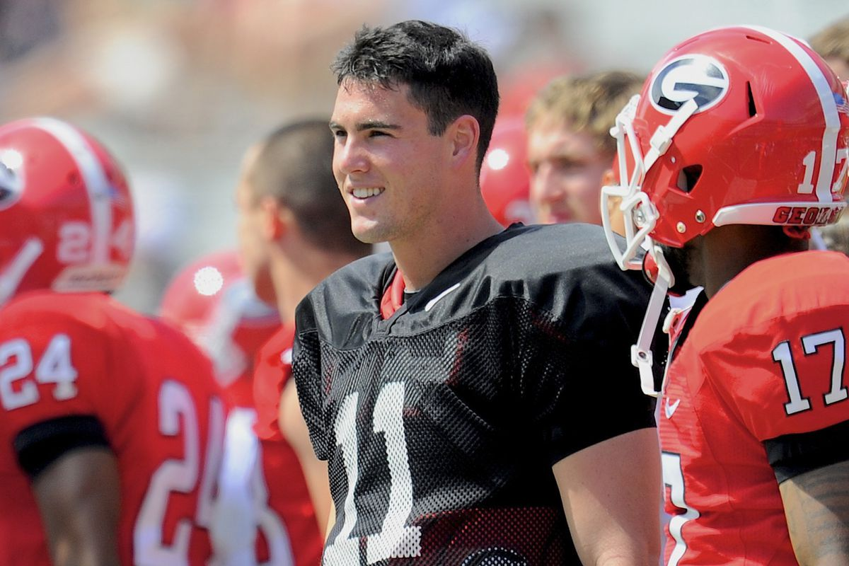 Here's hoping Aaron Murray's trip to Clemson in 2013 goes more like David Greene's in 2003 than Buck Belue's in 1981.
