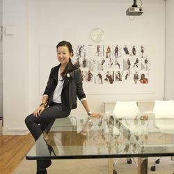 Sarah Chang, Assistant Buyer of Accessories