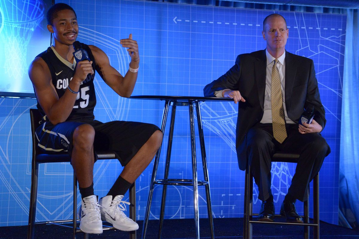 Spencer Dinwiddie will get to back up his media day claims when Arizona travels to the Coors Event Center on February 22nd.