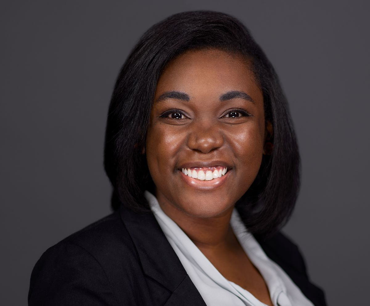 Jasmine Gilstrap, Co-Founder and Executive Director, Lion's Pride.