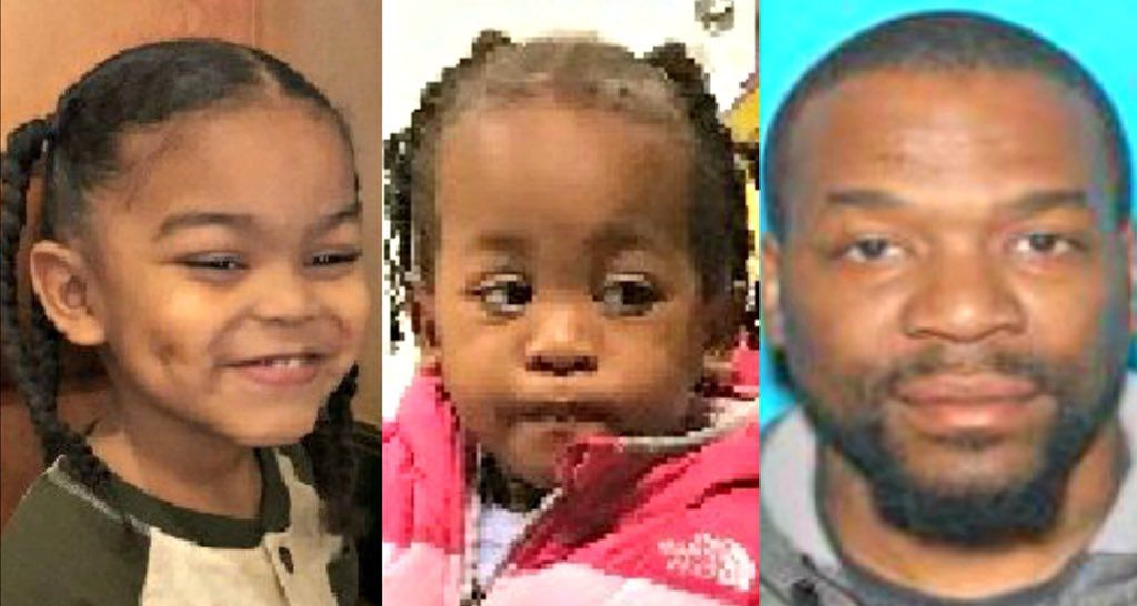 An Amber Alert was issued Wednesday night for two Markham girls believed to be with their father. | Illinois State Police