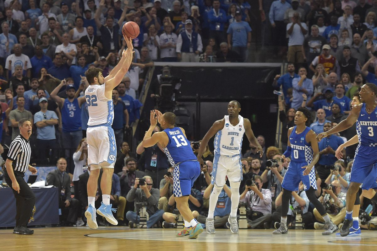 NBA Draft: Luke Maye signs with Milwaukee Bucks - Tar Heel Blog