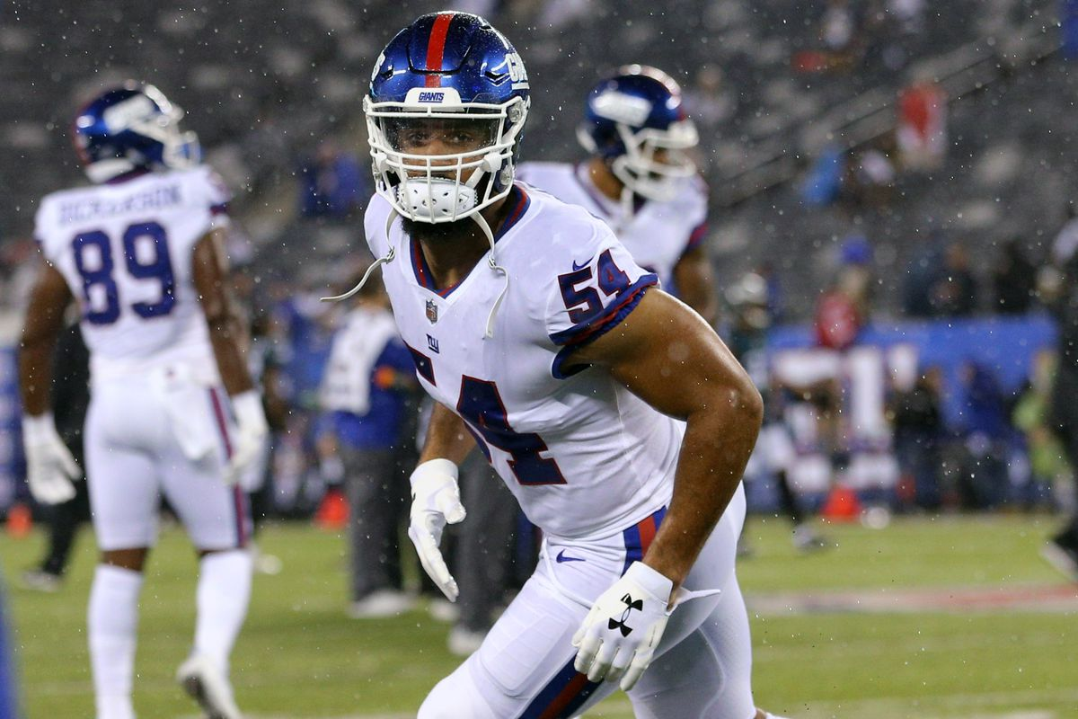 Giants Year in Review: The Edge Rushers - Big Blue View
