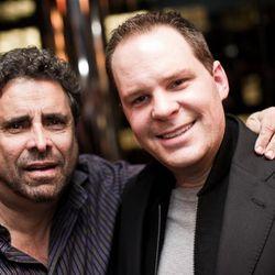 Jeffrey Chodorow and Mark Pastore.