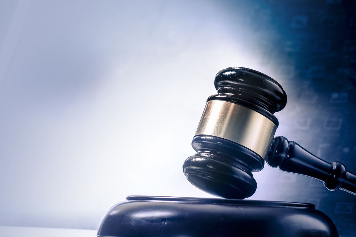 FILE - Applications are being accepted for a justice court judge position in Blanding. The position will replace Judge William Walker, who resigned Jan. 31.