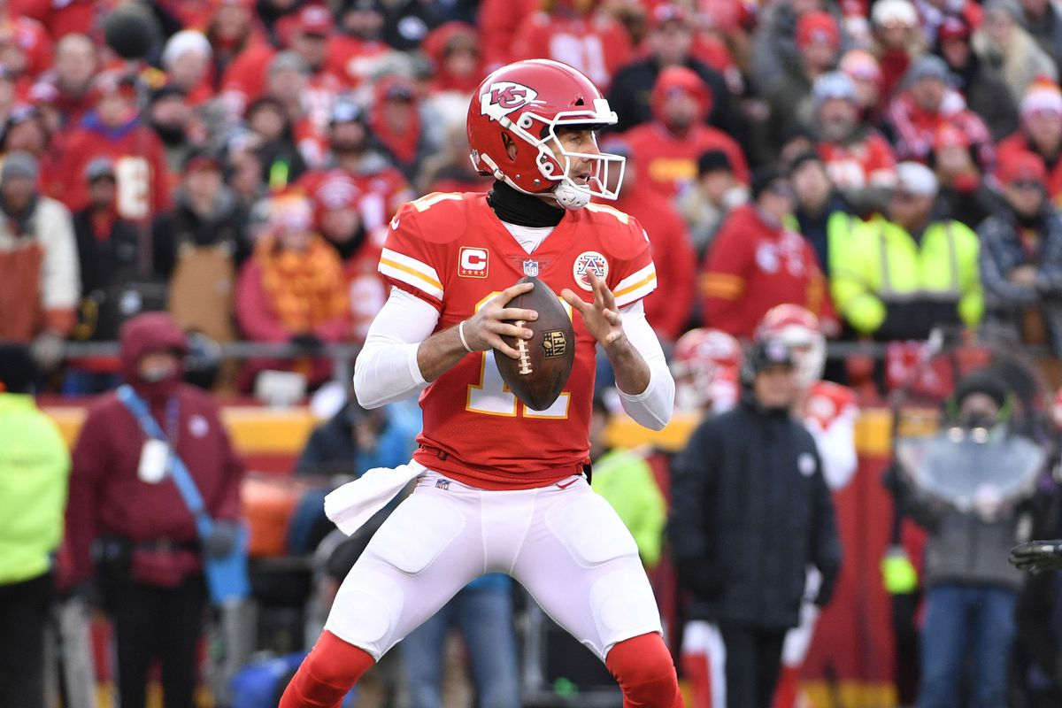 size 40 9b8c9 8ab73 Alex Smith Traded to the Redskins [Updating] - Hogs Haven