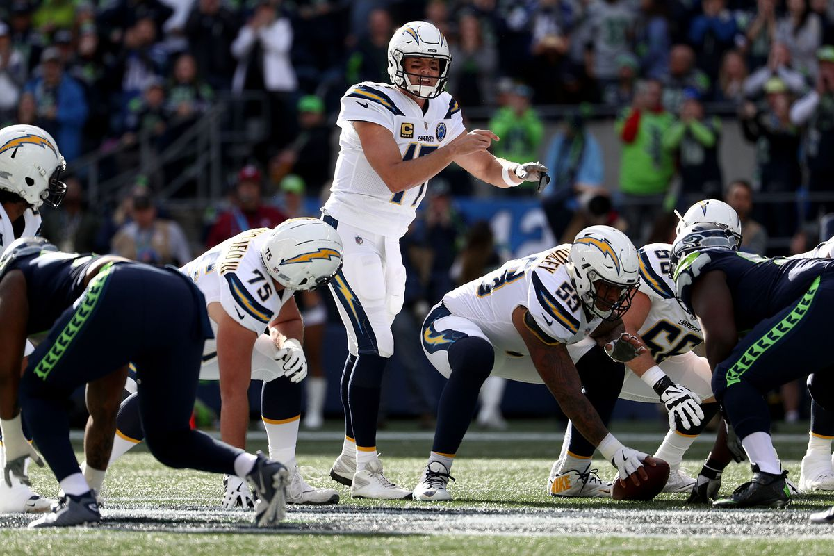 Where are the Los Angeles Chargers toughest for the Seattle Seahawks?