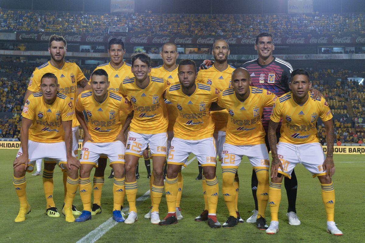 Tigres UANL v Veracruz - Torneo Apertura 2018 Liga MX