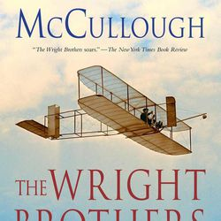 """The Persian Pickle Club recommended """"The Wright Brothers"""" by David McCullough."""
