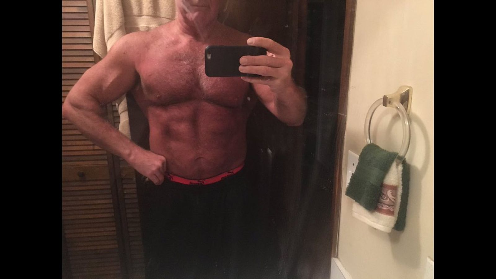 Razor Side By Side >> Scott Hall is ripped, also still Scott Hall - Cageside Seats