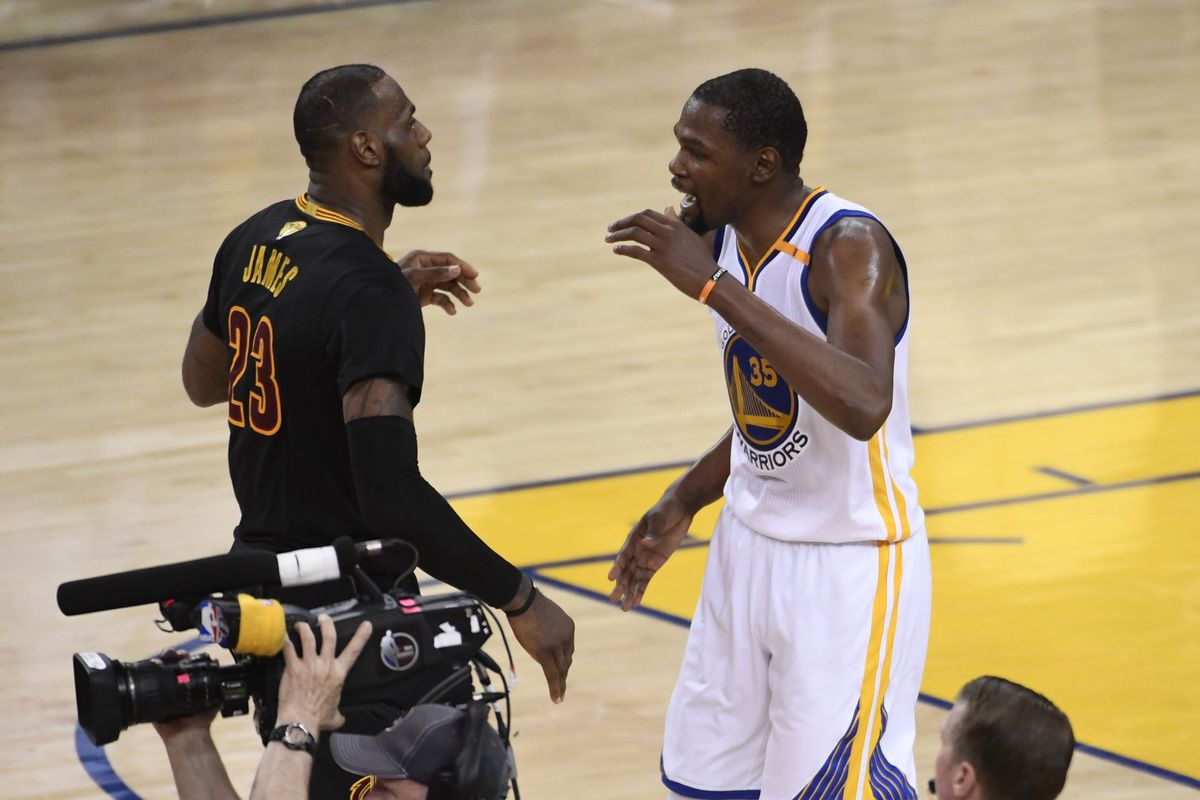 big sale 7a0bf 1c0b6 NBA Finals Schedule 2018: Warriors host Cavs for Game 1 on ...