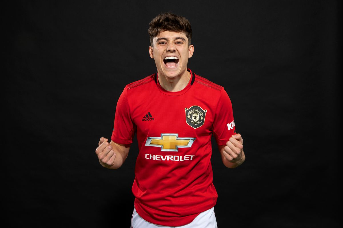 Daniel James: From Every Angle - The Busby Babe