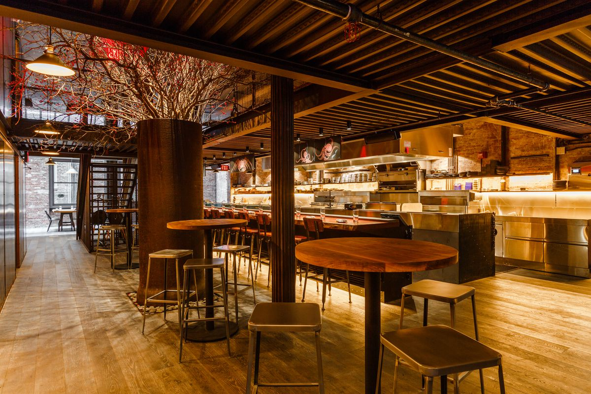 Masa Chef S More Casual Japanese Grill Tetsu Opens In