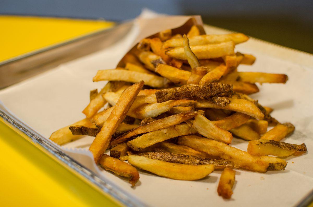 Fries at Saus at Bow Market