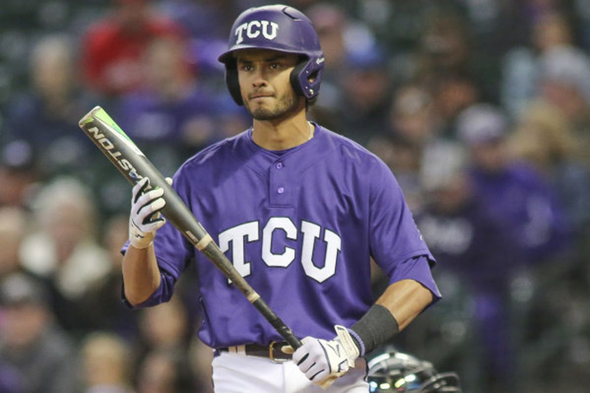 Barzilli's bat has been red hot lately. Hopefully he continues his current pace on Tueday