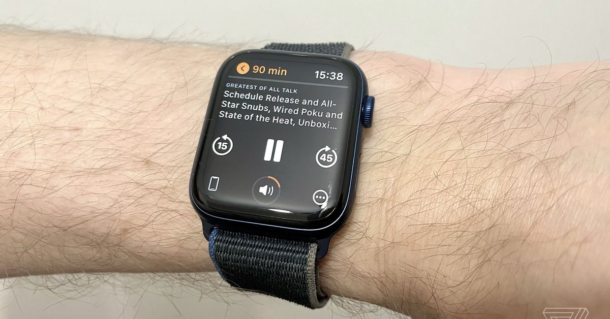 Overcast overhauls its Apple Watch app - The Verge