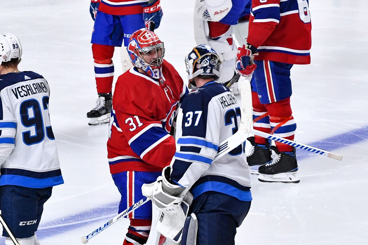 Winnipeg Jets v Montreal Canadiens - Game Four