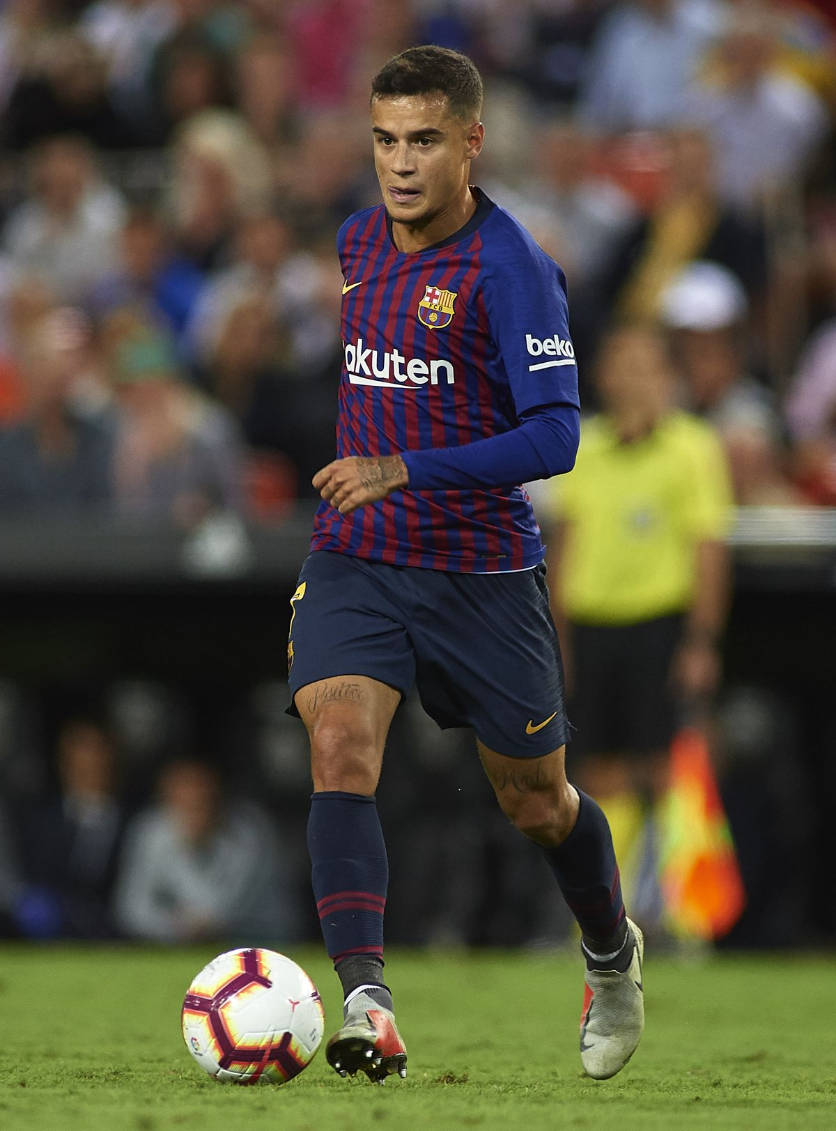Philippe Coutinho - FC Barcelona - UEFA Champions League