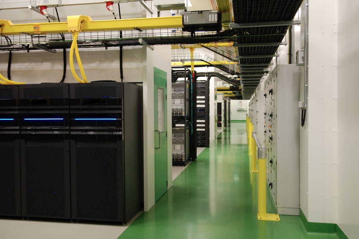 Microsoft Server Farm