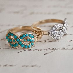Bow Ring, from $875