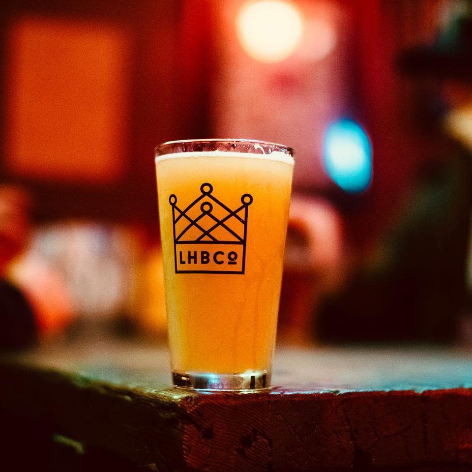 Lord Hobo's Glorious pale ale